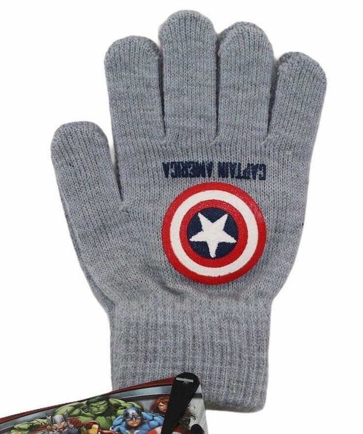 guanti captain america