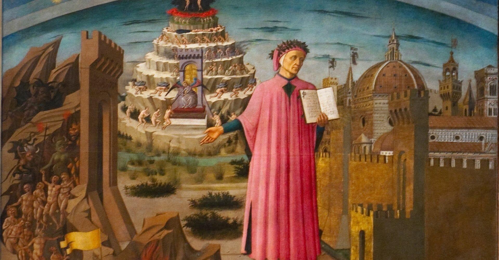 Libri su Dante-2021: l'eredità del poeta fiorentino a 700 anni dalla sua morte