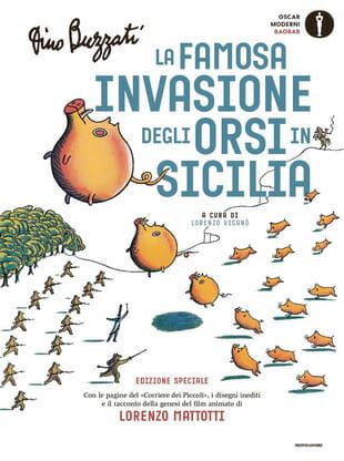 storie per bambini la famosa invasione degli orsi in sicilia