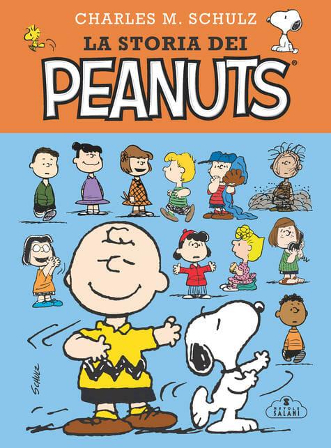 storie per bambini peanuts