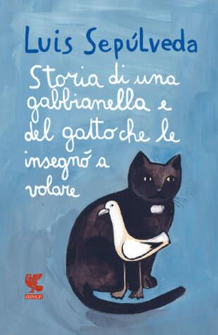 storie per bambini storia di una gabbianella e del gatto che le insegnò a volare