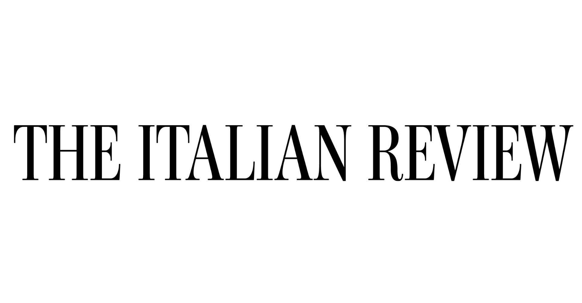 """The Italian Review"", una rivista online per il Saggiatore"