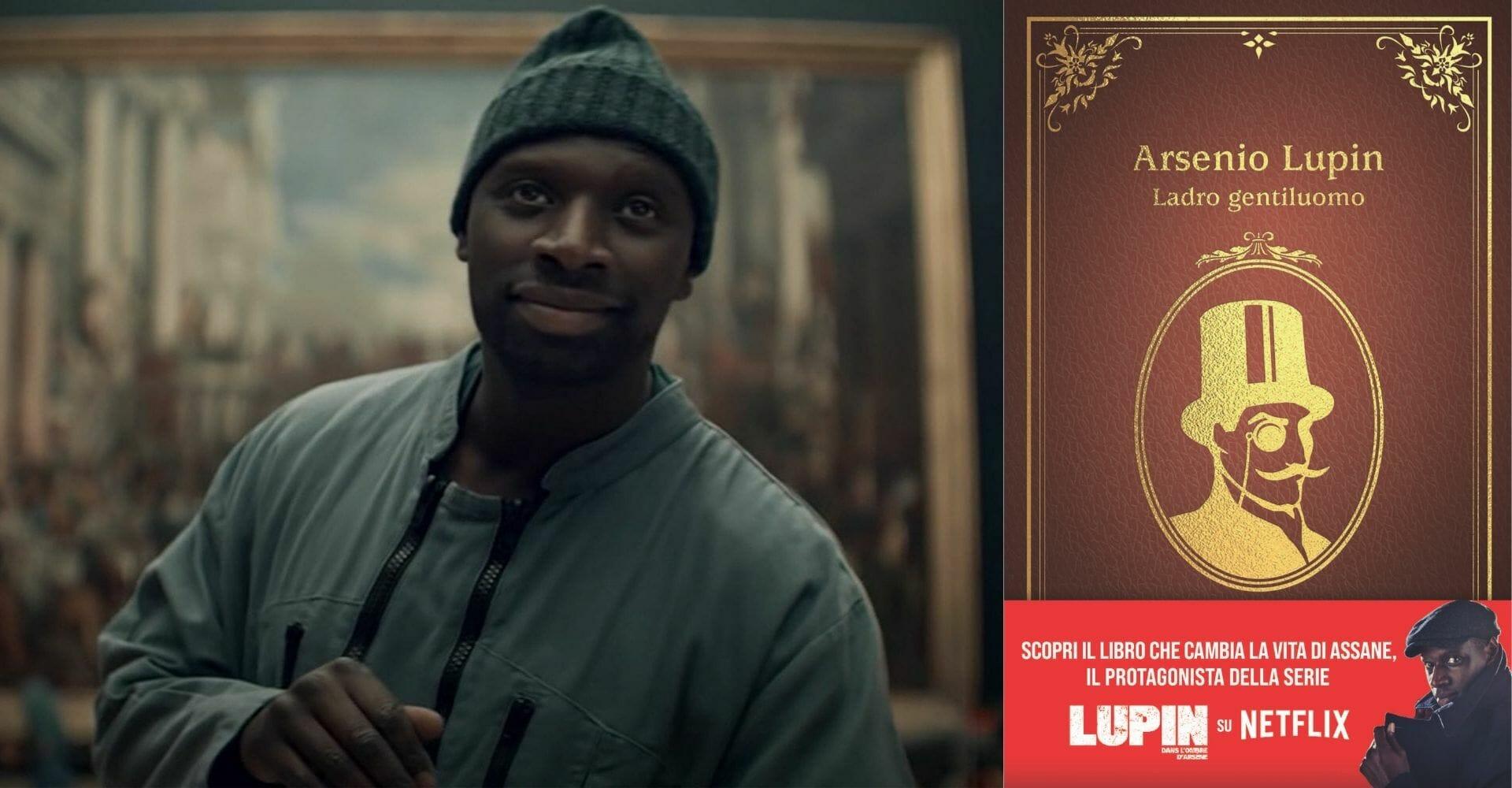 Ecco il romanzo ufficiale della serie di Lupin