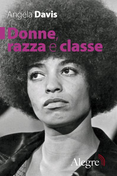 copertina del saggio donne razza e classe