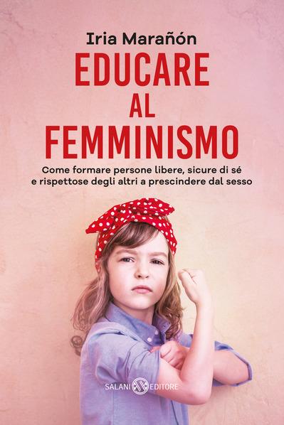 copertina del saggio educare al femminismo