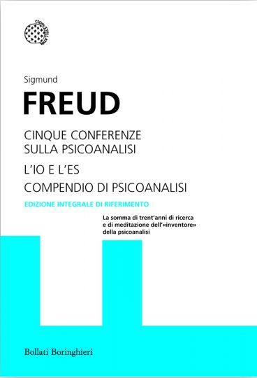copertina del libro compendio di psicoanalisi
