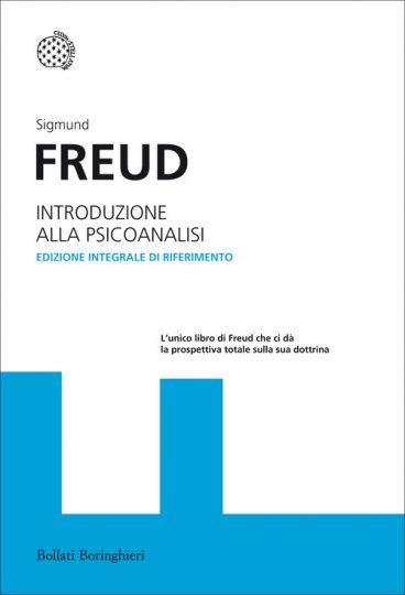 copertina del saggio introduzione alla psicoanalisi