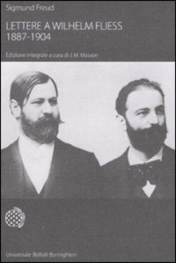 copertina della raccolta di lettere a wilhelm fleiss