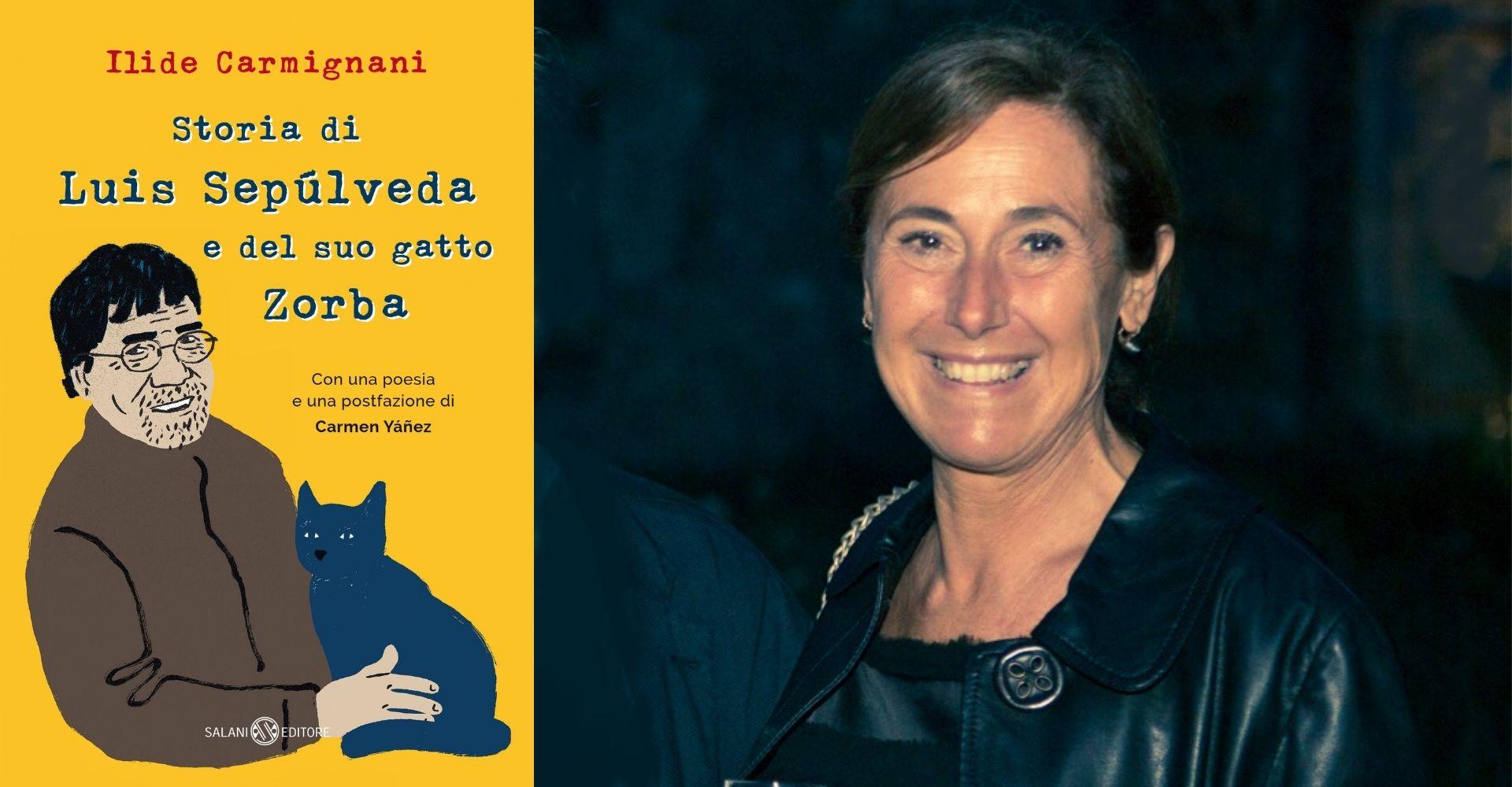 Storia di Luis Sepúlveda e di una traduttrice che diventò sua amica