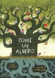 Come un albero, libri per bambini 2021