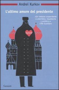 L'ultimo amore del presidente, romanzi russi da leggere