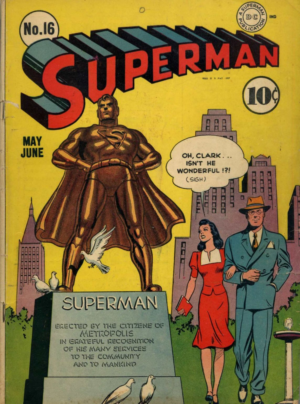 Nabokov Superman