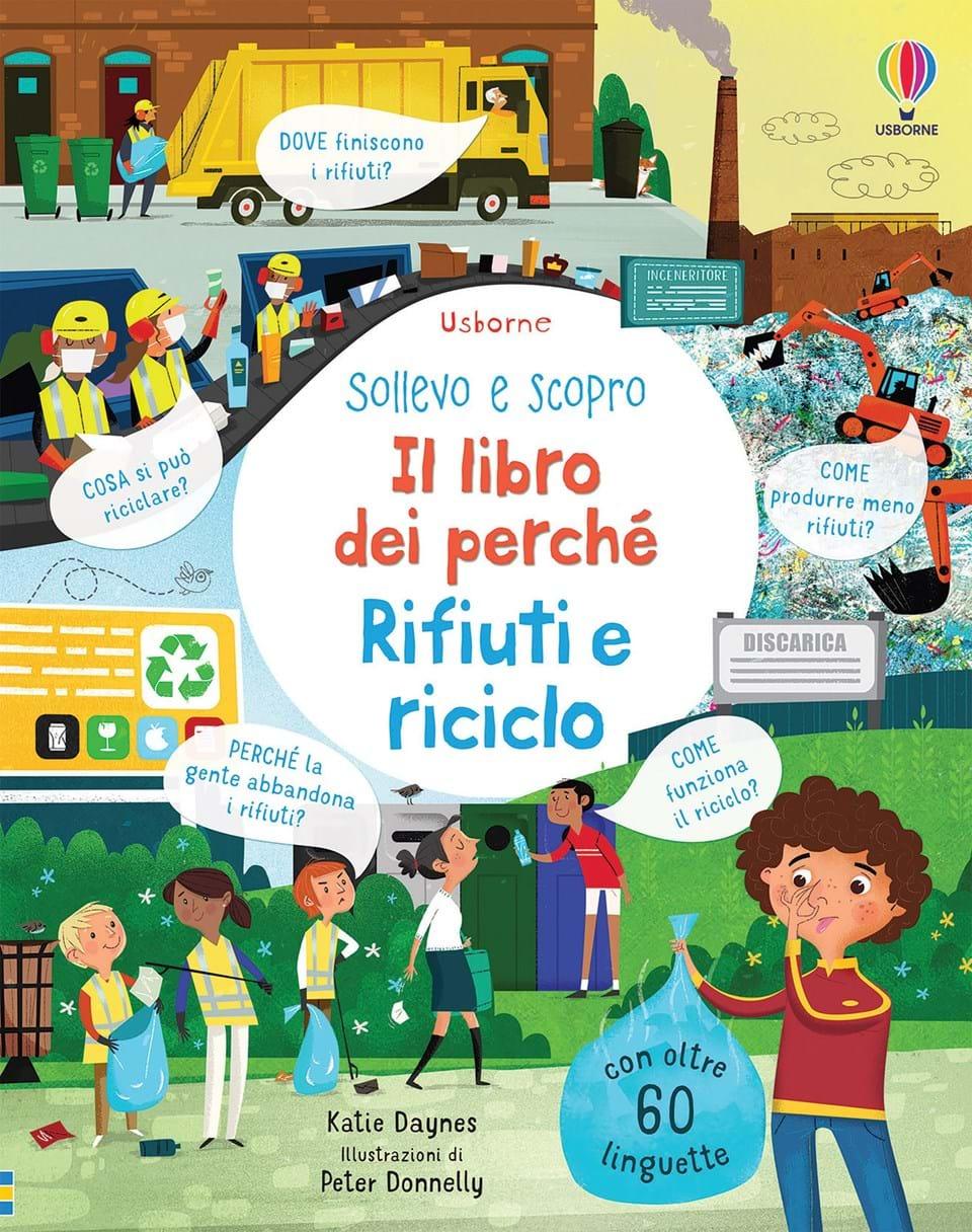 Rifiuti e riciclo - libri per bambini 2021