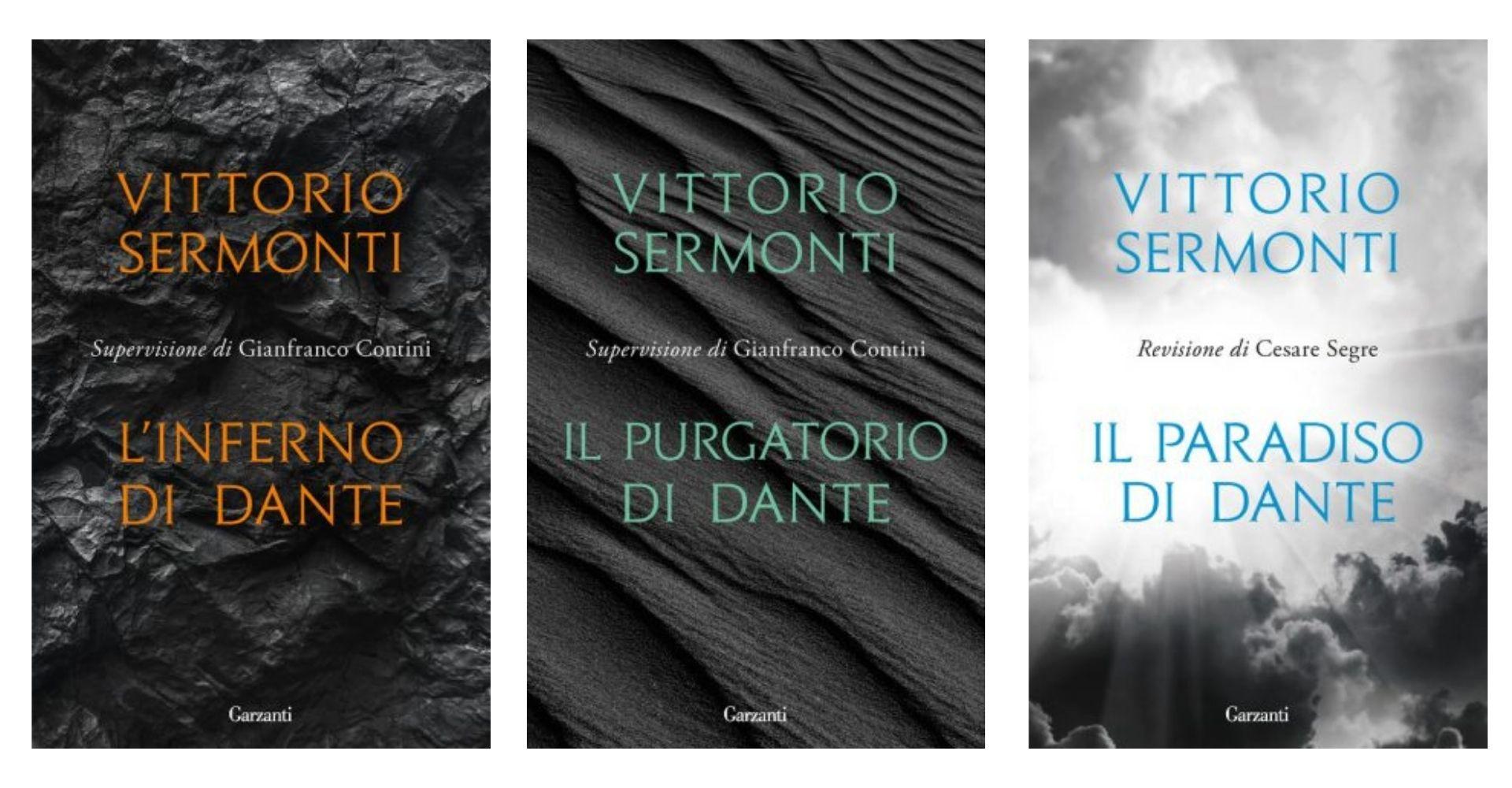 Vittorio Sermonti Divina Commedia