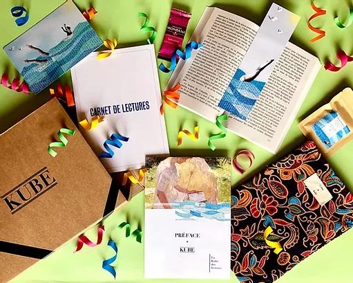 lakube, box letterarie