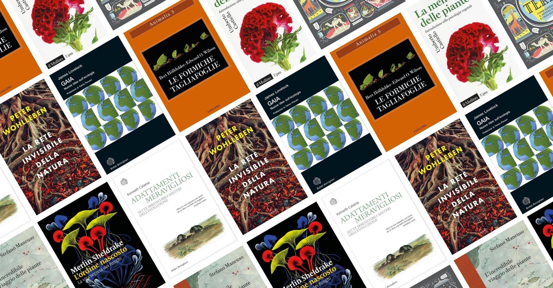 Libri per comprendere la natura