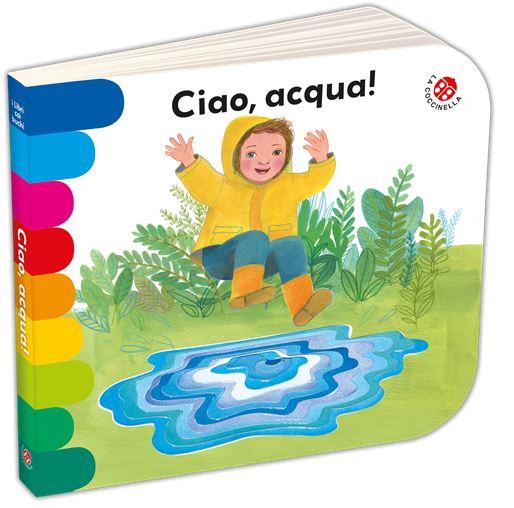 Ciao acqua, libri per bambini 2021