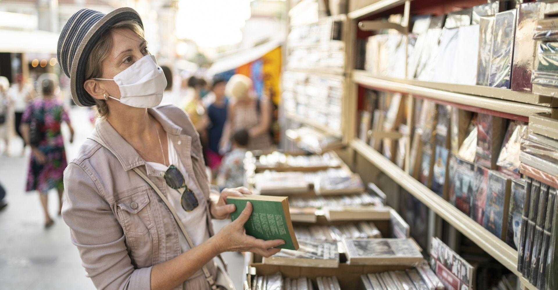 In tempi di pandemia aumentano i manoscritti in arrivo alle case editrici...