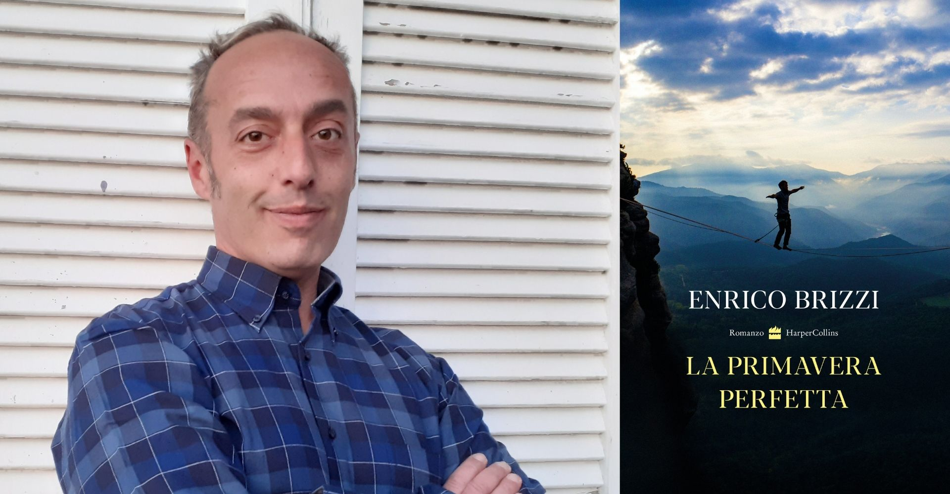 """""""I romanzi non devono avere una morale facile"""": dal nuovo libro ai viaggi a piedi, Enrico Brizzi si racconta"""