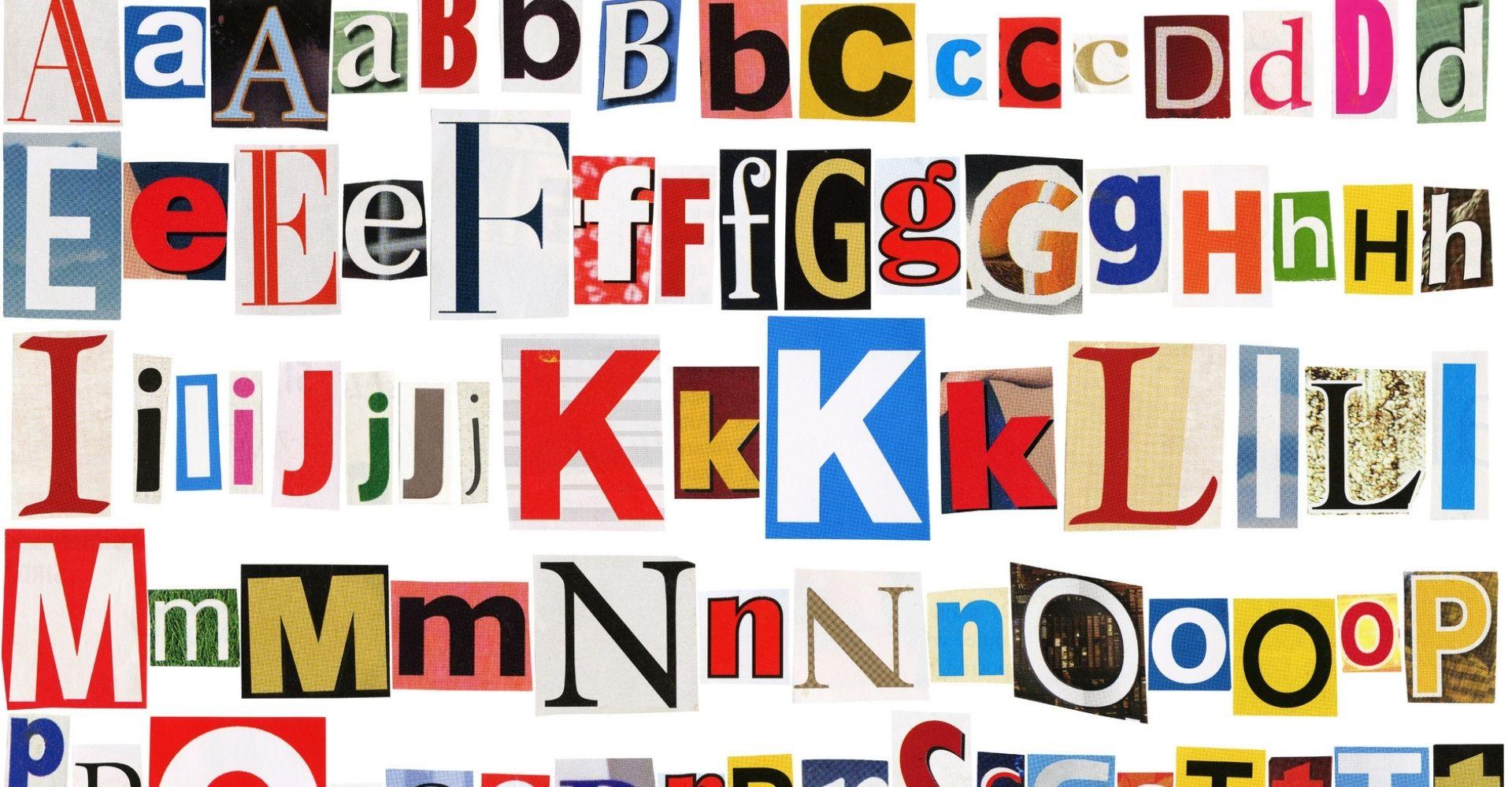Font e caratteri: breve storia della tipografia (e tante curiosità)