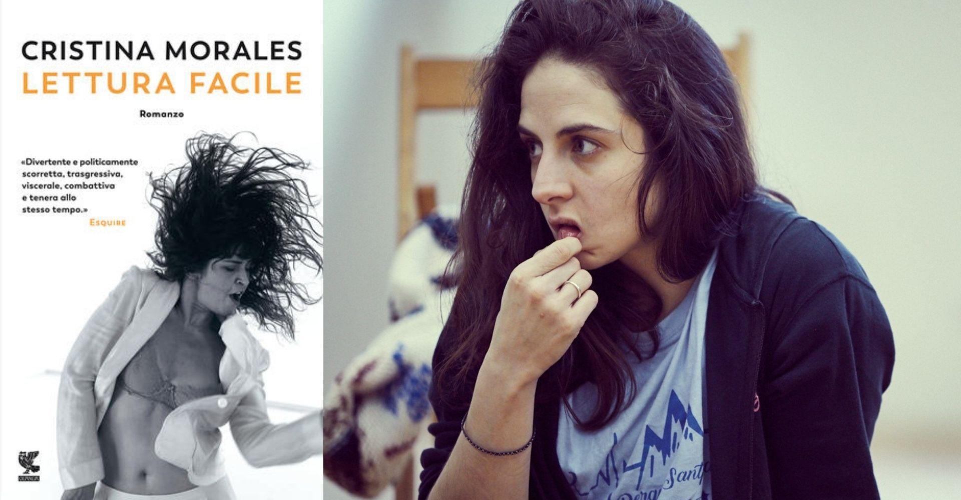 Il libro di Cristina Morales non è una