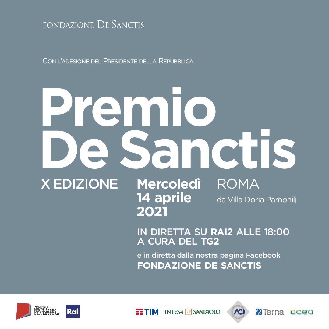 Premio De Sanctis 2021