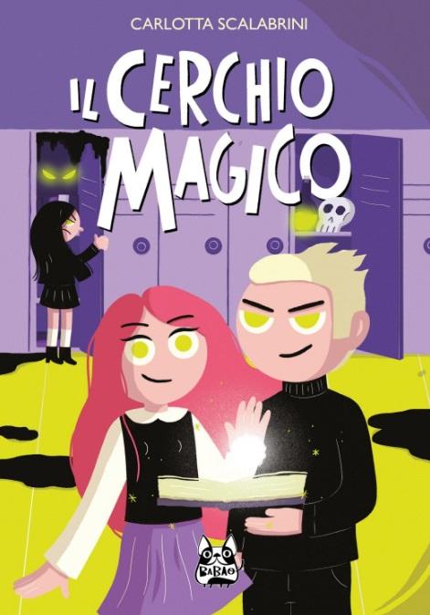 Il cerchio magico, libri per ragazzi 2021