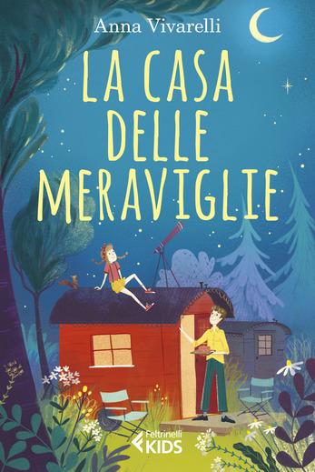 La casa delle meraviglie, libri per bambini 2021