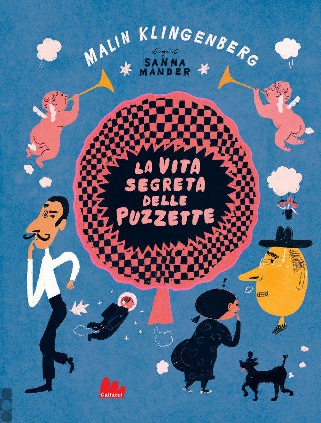 La vita segreta delle puzzette, libri per bambini 2021