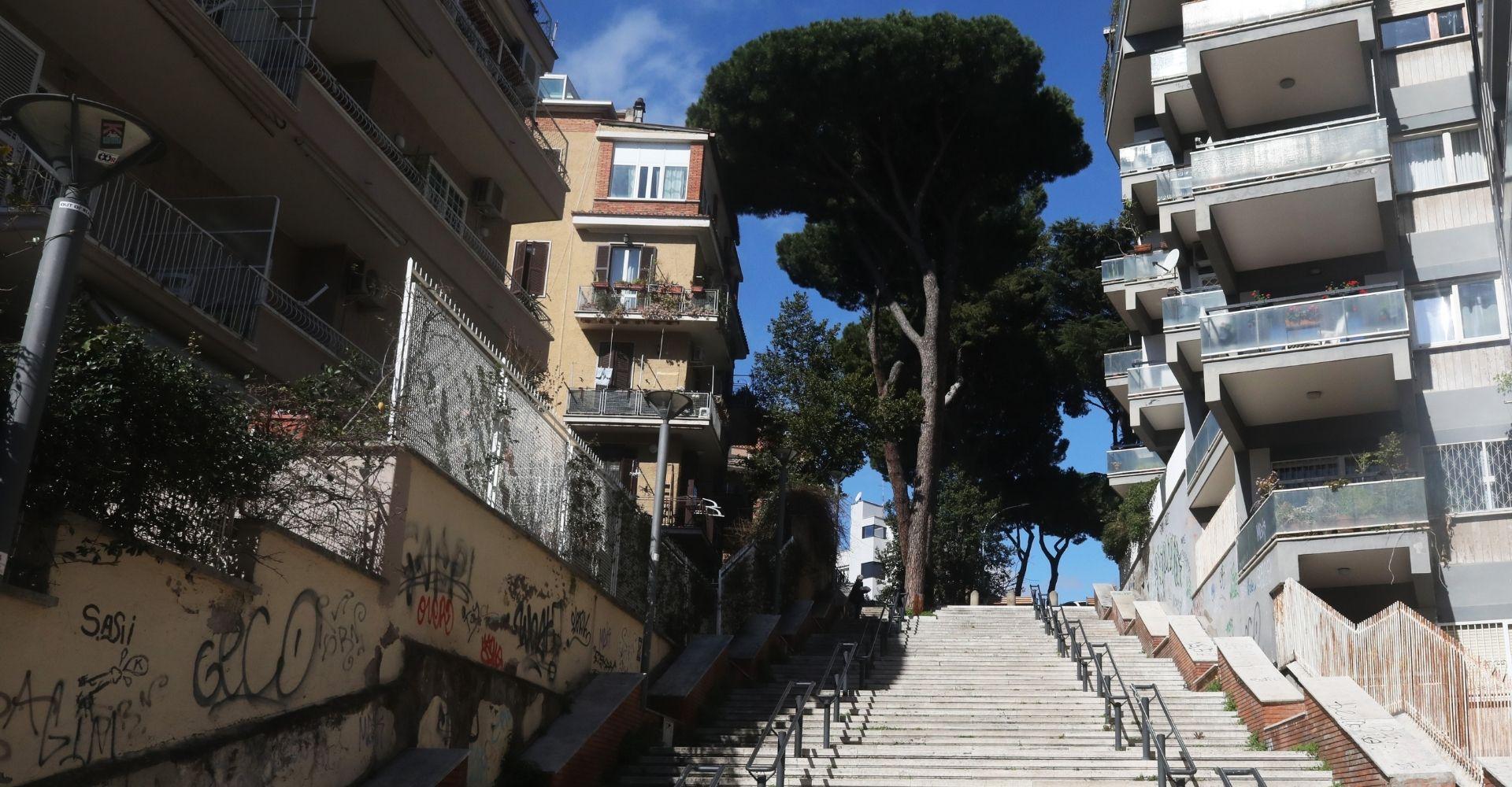 Le bellezze inaspettate di Roma (e del quartiere Monteverde) raccontate da un giallista