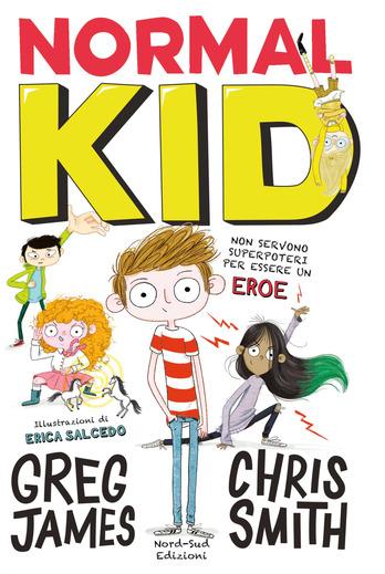 Normal kid, libri per ragazzi 2021