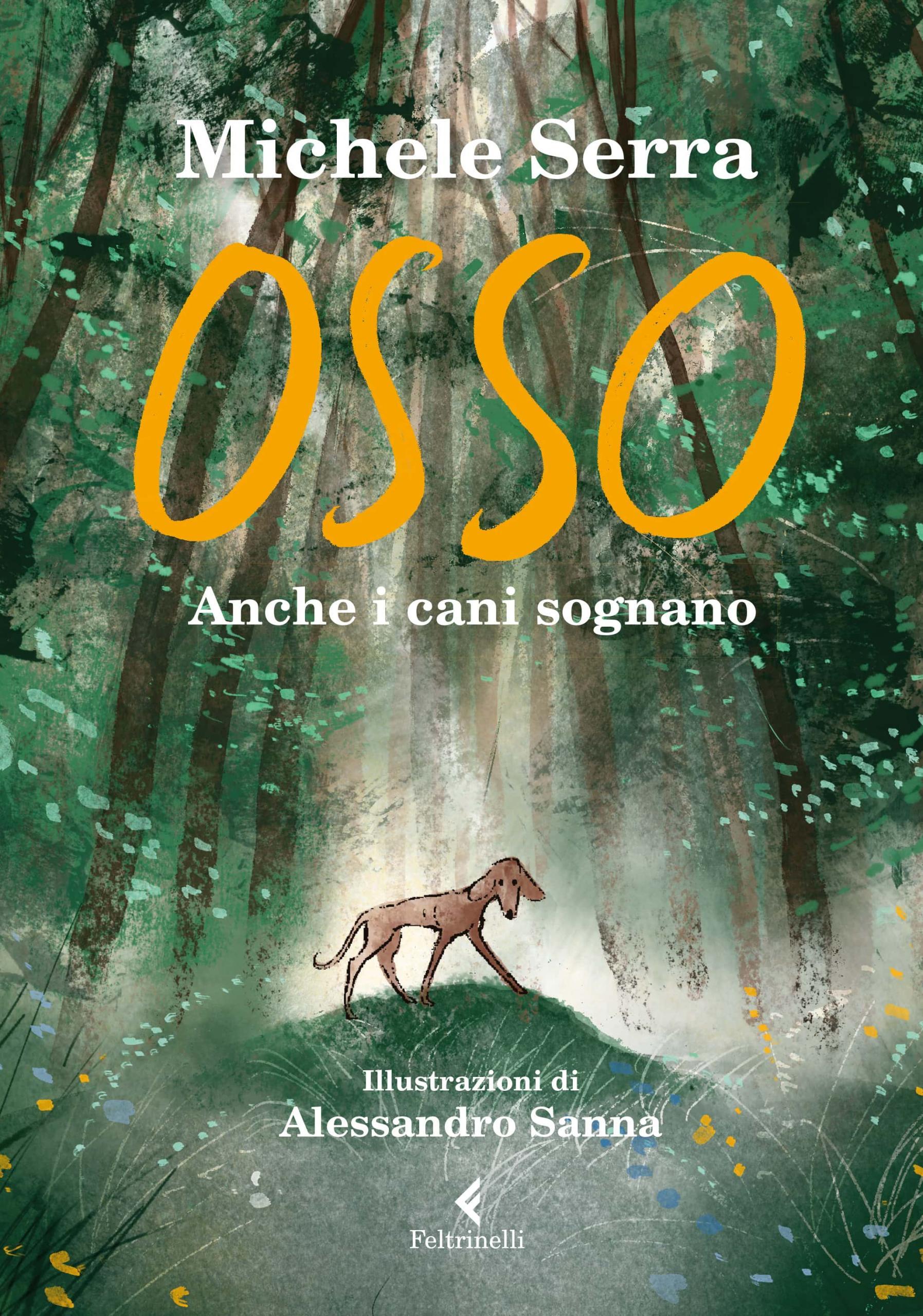 Osso. Anche i cani sognano di Michele Serra, libri per ragazzi 2021
