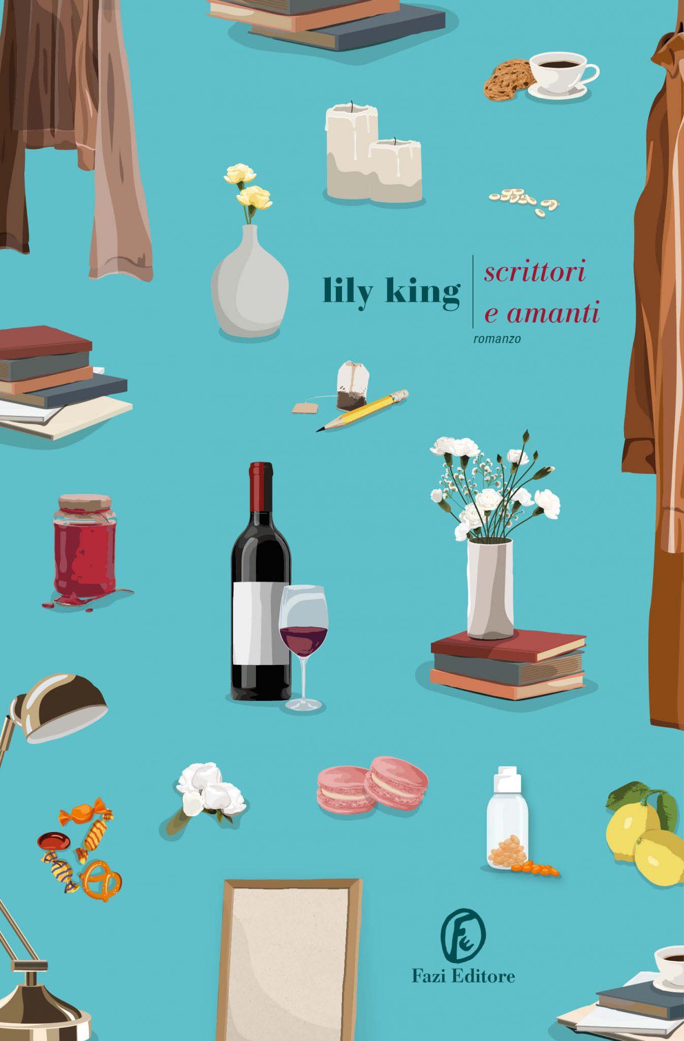 Scrittori e amanti - Lily King libri da leggere