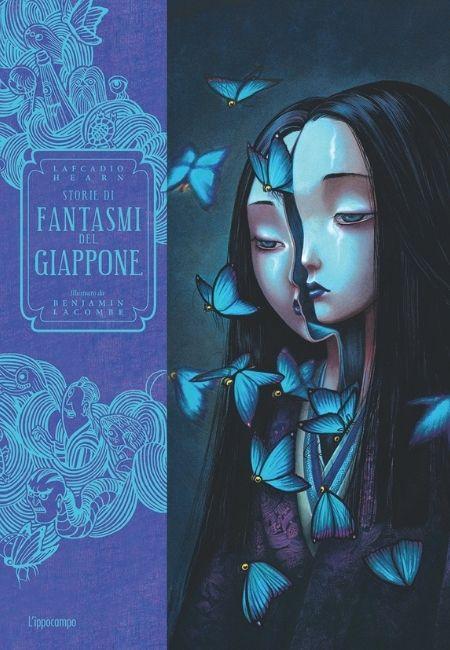 copertina Storie di fantasmi del Giappone, libri per ragazzi 2021