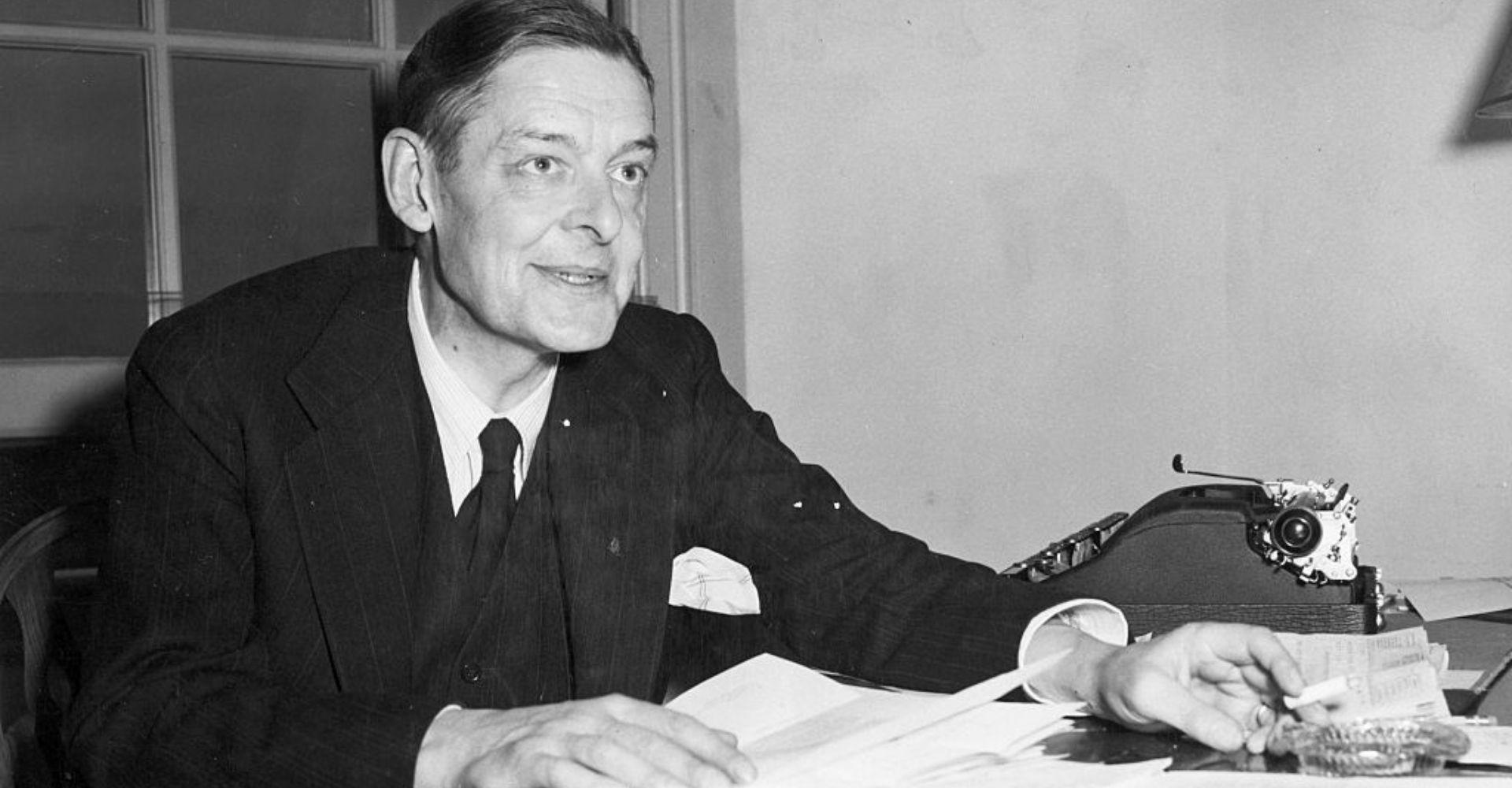 La terra desolata di T.S. Eliot si è fatta devastata