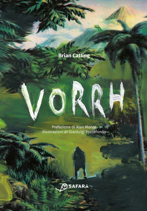 The Vorrh - Brian Catling libri da leggere estate 2021