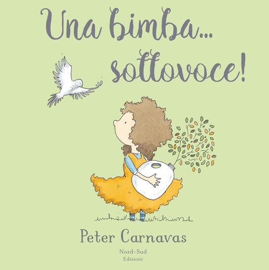 Una bimba sottovoce, libri per bambini 2021