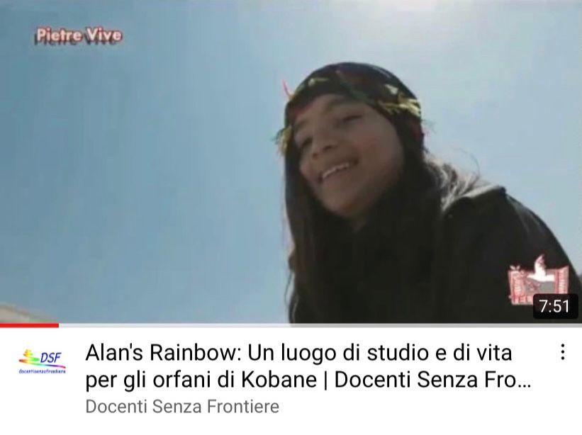 Youtube DSF: Alan's Rainbow