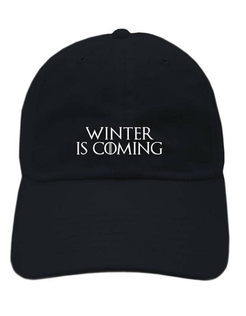 gadget utili, cappello con visiera Game of thrones