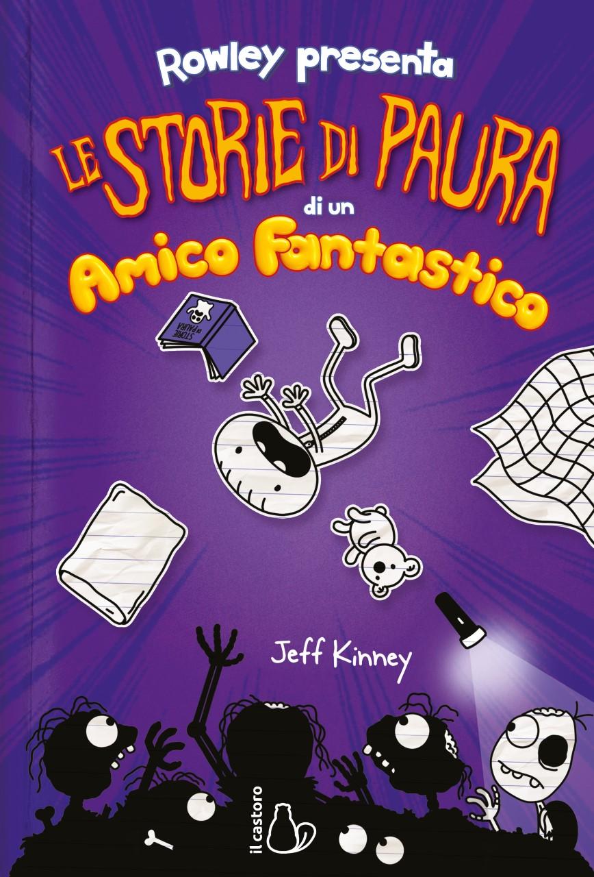 le storie di paura di un amico fantastico, libri per bambini 2021