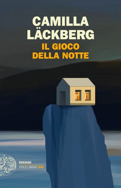 copertina del libro il gioco della notte di camilla lackberg