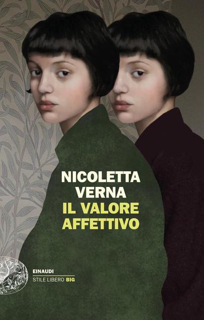 copertina del romanzo thriller il valore affettivo di nicoletta verna