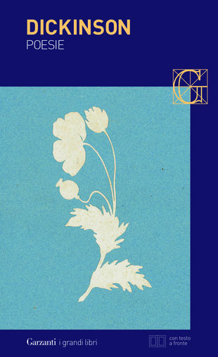 copertina delle poesie di emily dickinson