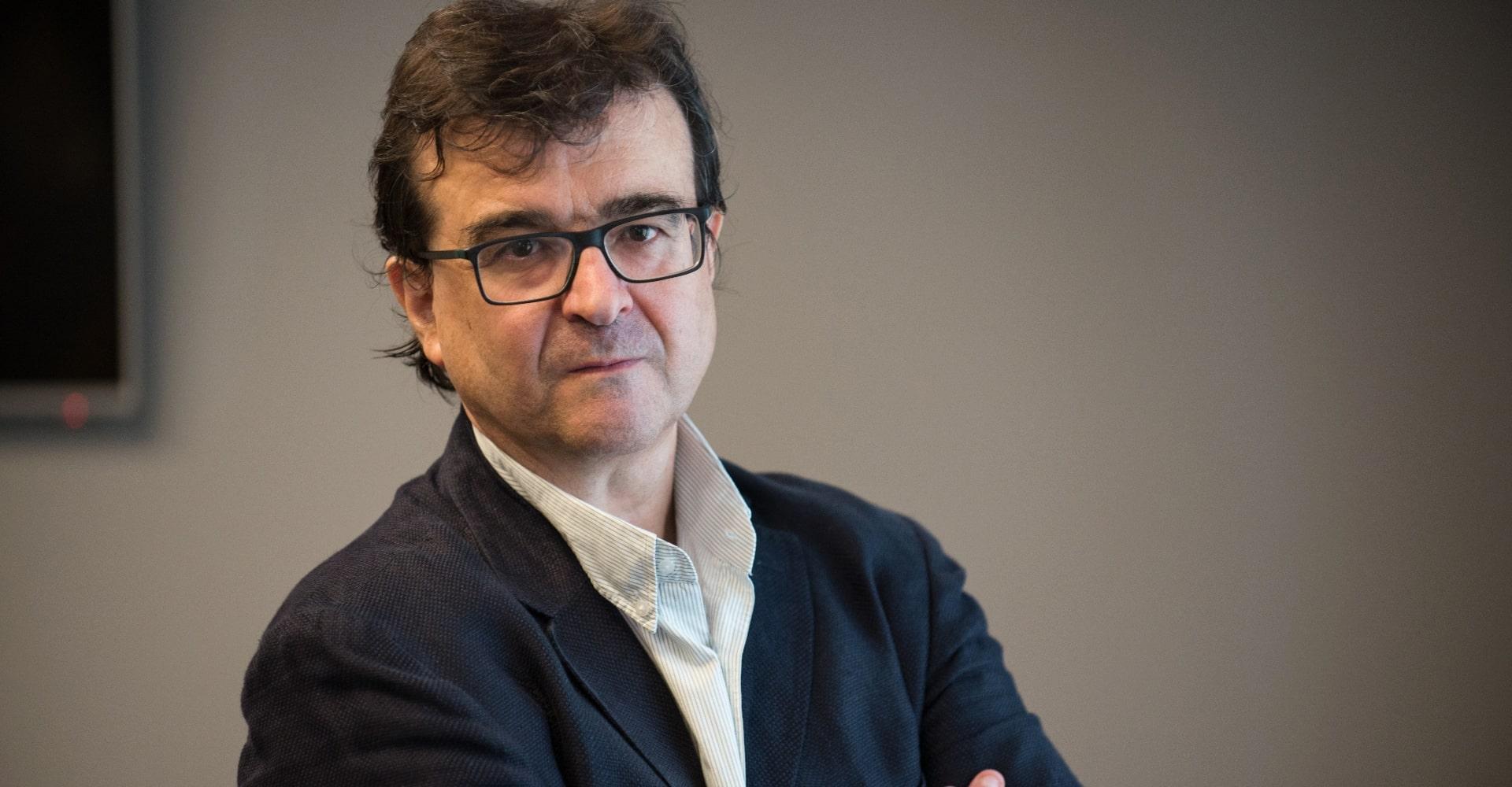 La letteratura è una forma di menzogna: Javier Cercas si racconta