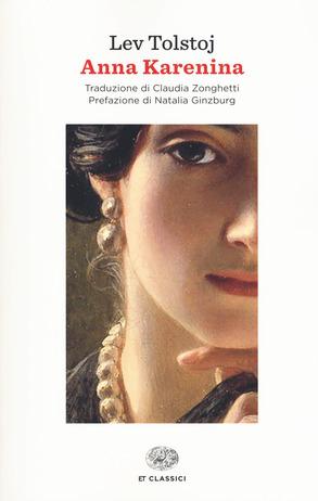 Copertina del libro Anna Karenina