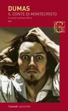 Copertina del libro Il Conte di Montecristo