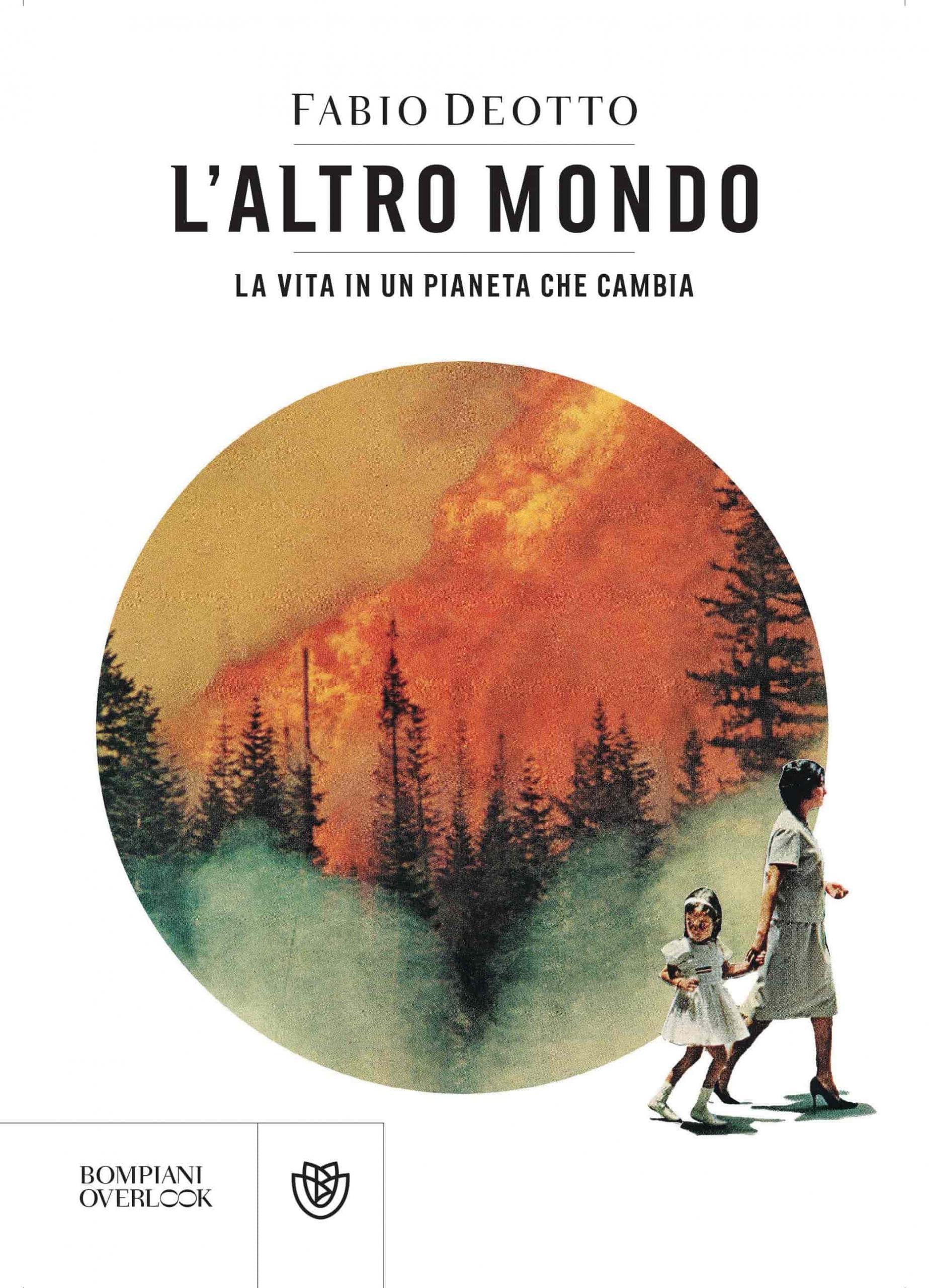 Copertina del libro L'altro mondo di Fabio Deotto