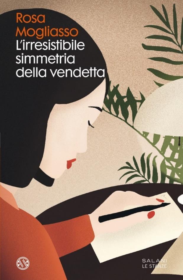 Copertina del libro L'irresistibile simmetria della vendetta