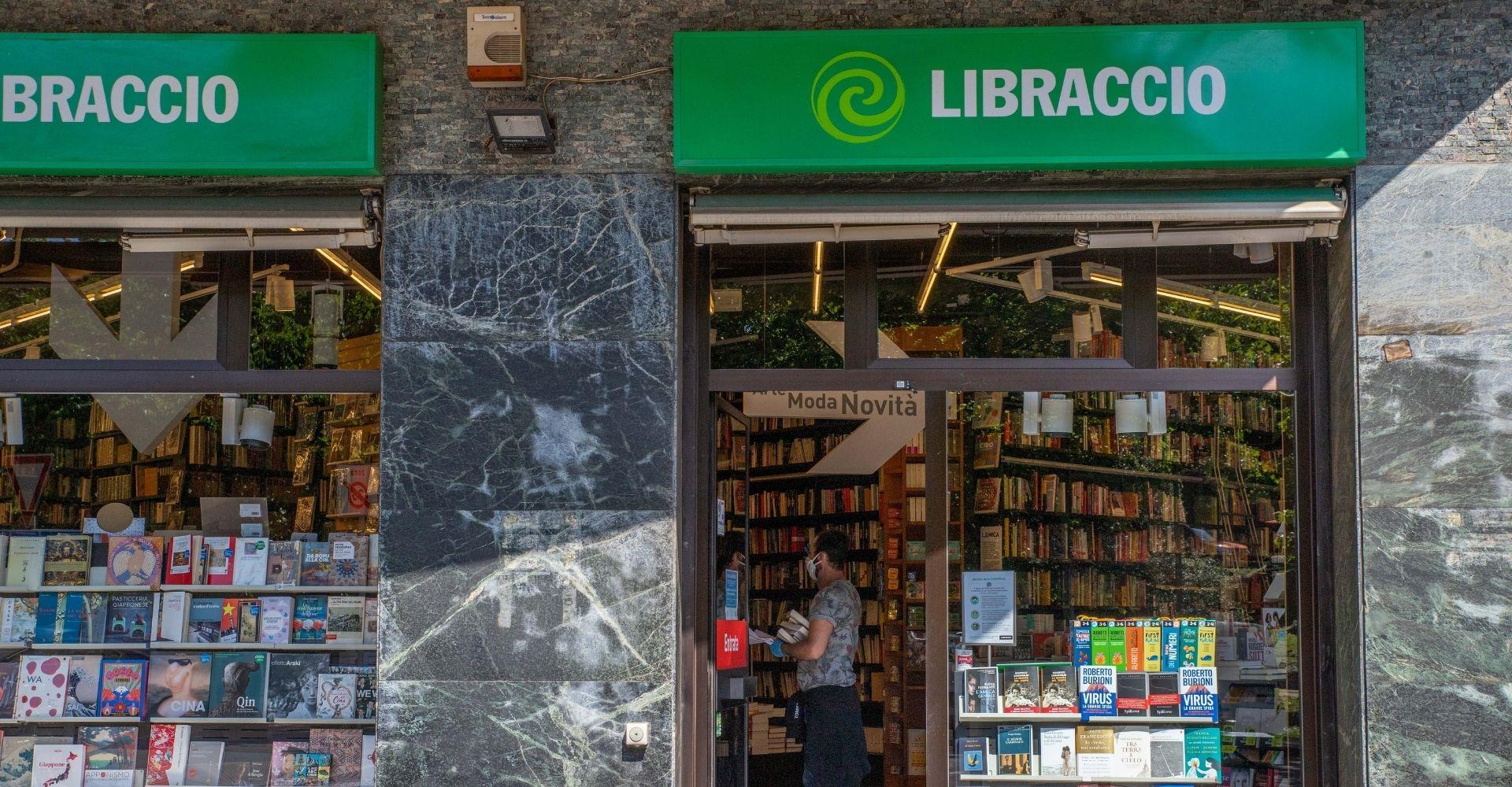Aprono tre nuove librerie del Gruppo Libraccio