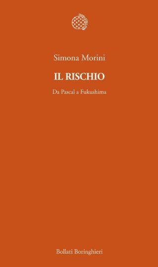 copertina di Il rischio di Simona Morini